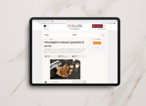 ricetta dal milanese - cucina & vini